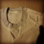 40's Henley-Neck 画像